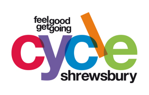 Cycle Shrewsbury logo